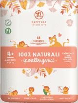 NAPPYNAT Maxi Plus 18ks (14-25kg) – jednorazové bio plienky