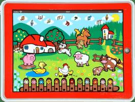 TEDDIES Tablet farma dla najmłodszych - Moje pierwsze zwierzątka