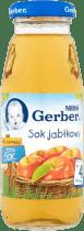 GERBER 100% sok jabłkowy (175ml)