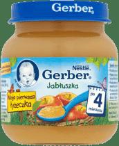 GERBER Jabłuszka (125g)