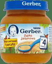 GERBER Zupka jarzynowa (125g)