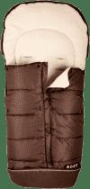 B.O.Z.Z Fusak do kočárku univerzální Artic Flexi, Brown