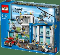LEGO® City Police Policajná stanica