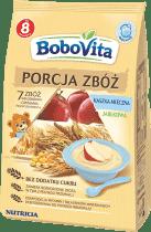 BOBOVITA Kaszka Porcja zbóż – 7 zbóż jabłko (210g)