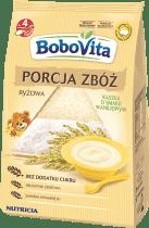 BOBOVITA Kaszka Porcja zbóż ryżowa o smaku waniliowym (170g)