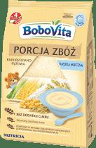 BOBOVITA Kaszka Porcja zbóż mleczna kukurydziano-ryżowa (210g)