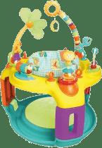 BRIGHT STARTS Aktywne Centrum Zabaw Springin 'Safari Bounce-A-Round ™, 4m +