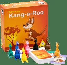 PIATNIK Kangaroo (CZ,SK,PL) – společenská hra
