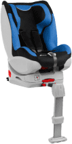 HAUCK Autosedačka Varioguard 0/1 black/blue 2016