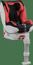 HAUCK Fotelik samochodowy Varioguard 0/1 black/red 2016