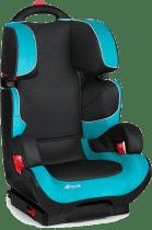 HAUCK Fotelik samochodowy Bodyguard Plus black/aqua 2016
