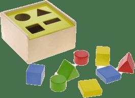 2-PLAY Vkladačka drevená