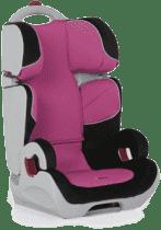 HAUCK Fotelik samochodowy Bodyguard 2/3 black/pink 2016