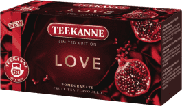 TEEKANNE Čaj Limited Edition LOVE, 20 vrecúšok