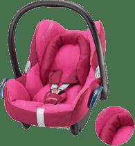 MAXI-COSI CabrioFix autosedačka Berry Pink