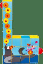 SCRATCH Puzzle i kulkowa droga Cyrk