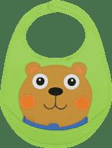 OOPS Happy Bib! - Śliniak Niedźwiadek