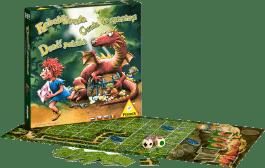 PIATNIK Dračí poklad (CZ,SK) – společenská hra