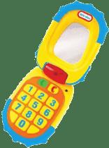 EPLINE Little tikes mobilní telefon se zvuky