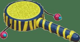 B.TOYS Otáčací bubienok Twister