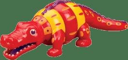 B-TOYS Kołatka – krokodyl