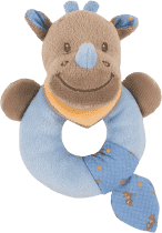 NATTOU Grzechotka nosorożec Luis