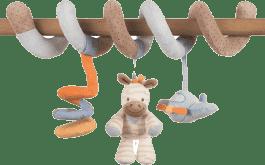 NATTOU Spirála na postýlku zebra Arthur
