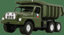 DINO Ciężarówka Tatra wojskowa