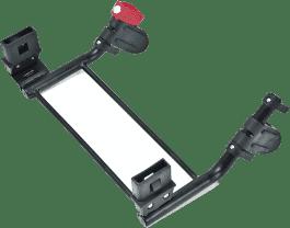 TFK Základní adaptér ku kočíkom Twinner Twist Duo pro 1 autosedačku