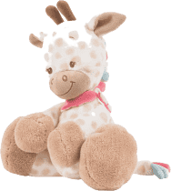 NATTOU Hračka plyšová hrkací žirafa Charlotte 20 cm