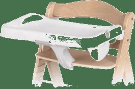 HAUCK Blat do krzesełka do karmienia Alphatray white 2016