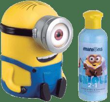EPLINE Minionki Skarnonka – szampon i żel pod prysznic