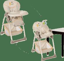 HAUCK Krzesełko do karmienia Sit N Relax Bear 2016