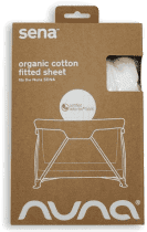 NUNA Potah Nu Sena Organic Sheet – White