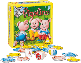 PIATNIK Pigolino (CZ,SK) – společenská hra