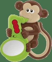 CHICCO Hrkálka Opička / Zvuky a svetlo