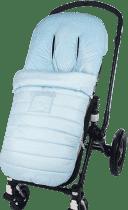 PASITO A PASITO Śpiworek do wózka sportowego Montblanc Winter, Blue