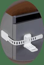 REER Zabezpieczenie na szafy uniwersalne bez wiercenia