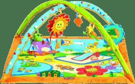 TINY Love Hracia deka s hrazdou Slnečný deň