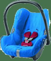MAXI-COSI Letni pokrowiec na fotelik samochodowy Pebble, Pebble+, Blue