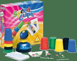 PIATNIK Speed Cups (CZ, SK) - spoločenská hra