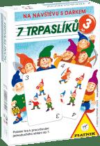 PIATNIK 7 trpaslíkov (CZ, SK) - spoločenská hra