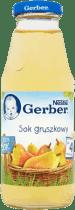 GERBER 100% sok gruszkowy (300ml)
