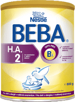 NESTLÉ BEBA HA 2 Protect plus (800 g) - dojčenské mlieko