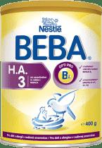 NESTLÉ Beba HA 3 Protect plus dojčenské mlieko 400g