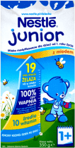 NESTLÉ Junior z miodem (350g)