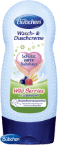 BÜBCHEN Krem myjący i pod prysznic WildBerries 230ml