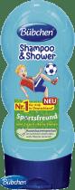 BÜBCHEN Kids šampon a sprchový gel 2v1 Malý fotbalista 230ml