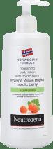 NEUTROGENA Odżywcza emulsja do ciała z maliną nordycką (dla cery suchej) – 250 ml