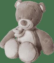 NATTOU Hračka plyšová chrastiaci medvedík Tom 18cm